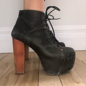 Jeffrey Campbell Lita Boot Heels